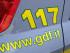 Gdf: 117 e indirizzo web su auto di servizio