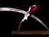 Marco Mariano, Stigma, 2014. Resina poliestere patinata, ferro e legno, 65x150x60 cm.