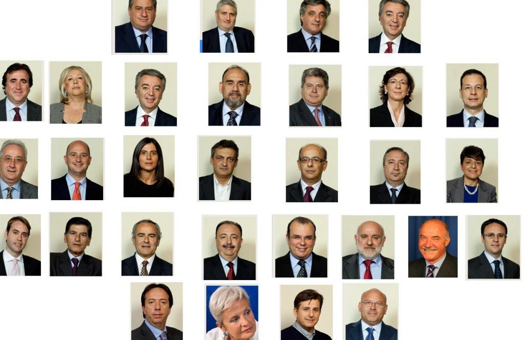 Emendamento anti vitalizi per condannati per mafia in for Lista politici italiani