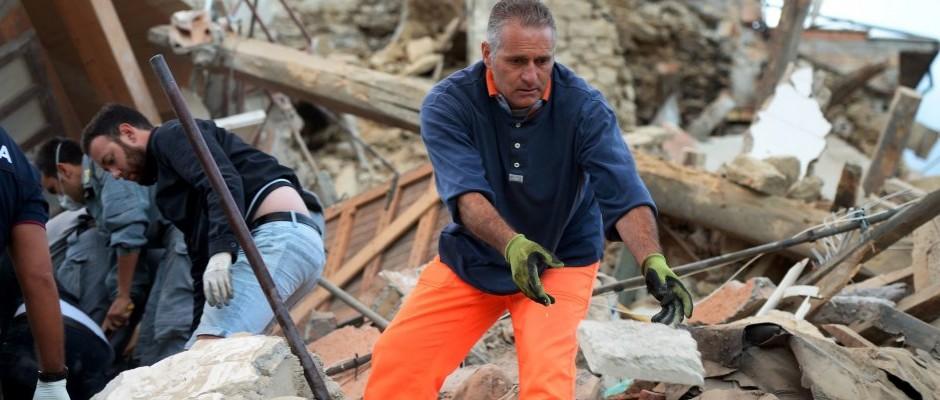Terremoto Rieti 24 agosto 2016