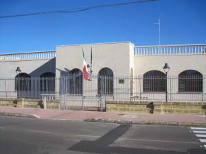 centro sociale anziani Castromediano