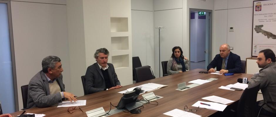 foto confza stampa Giannini
