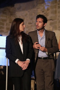 Chiara Mastroianni e Melvil Poupaud