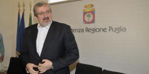 Firma dell'accordo: Patto per Bari