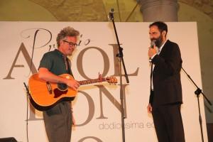 Niccolò Fabi e Neri Marcorè