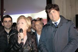 Poli Bortone e Giliberti